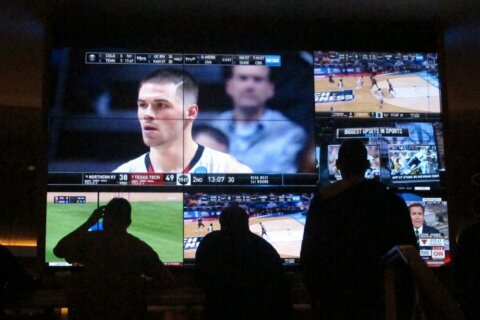Sports betting in the District adds to huge market growth in the DC region