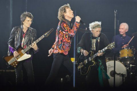 Rolling Stones reschedule tour, set new date for DC
