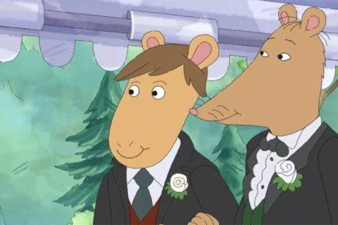 'Arthur' episode featuring same-sex wedding won't air in Alabama