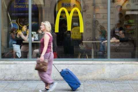 US citizens in Austria can now get help at… McDonald's