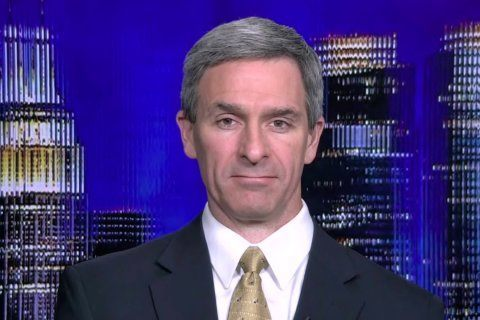 Ken Cuccinelli takes over as acting director of Citizenship and Immigration Services