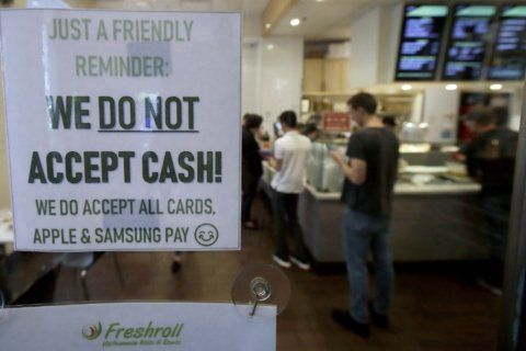 Cash is still king: San Francisco bans credit-only stores
