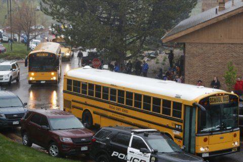 Slain teen charged attacker in Colorado school shooting