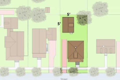 Arlington County Board paves way for backyard cottages