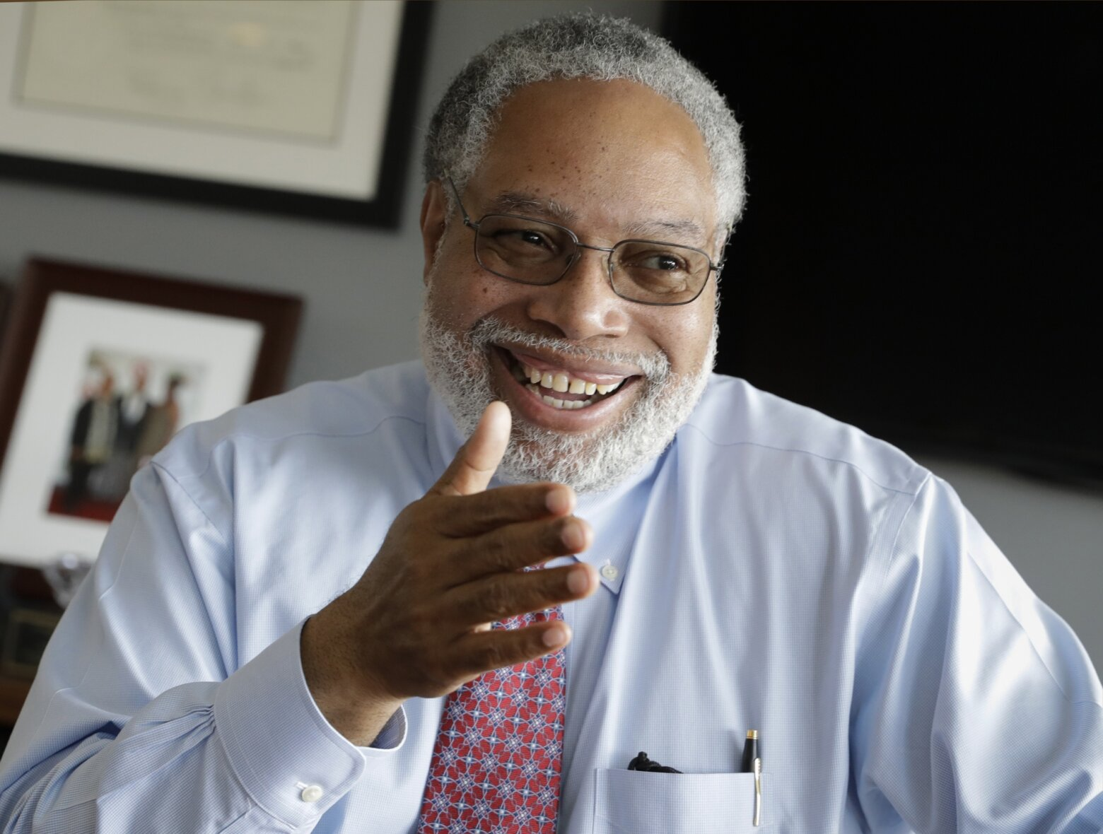 Smithsonian director on what it takes to reopen,...