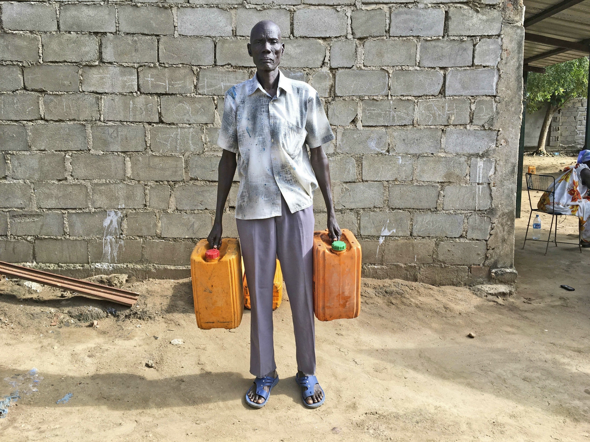 Correction: South Sudan-Oil Production Story