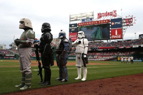 Attack of the clones: Minor League Baseball's Star Wars success replicated around sports