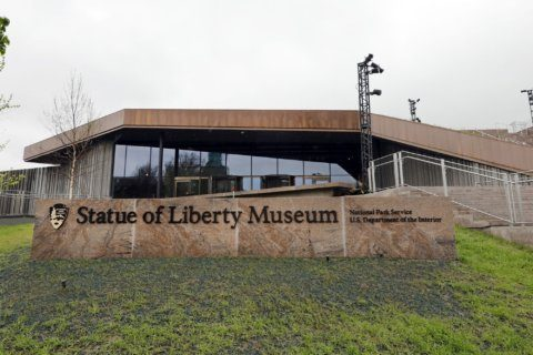 New museum opening at Statue of Liberty