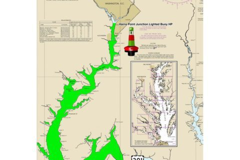 Coast Guard wants public feedback on stretch of Potomac River