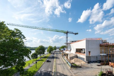Kennedy Center's REACH expansion plans fall opening with free festival