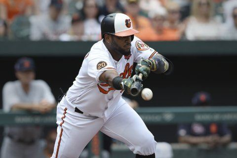 Orioles get HRs from Núñez, Villar in 5-3 win over Tigers
