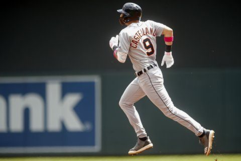 Castellanos, Norris lead Tigers to 5-3 win over Twins