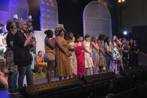Charlottesville drama teacher to get special Tony Award
