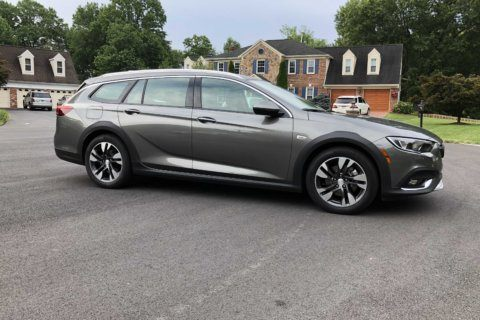 Car Review: Buick's luxurious Regal TourX breaks boring station wagon stereotype