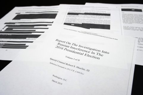 DC Arena Stage to host 11-hour reading of Mueller report's 2nd volume