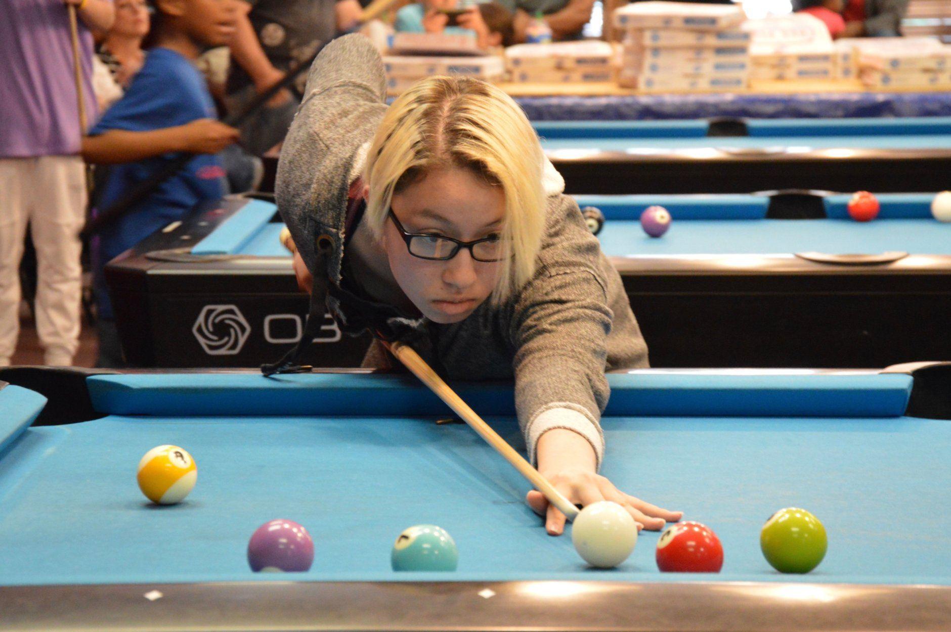 Victoria (Jana) Mitchell, 17, Springfield, Virginia. (Courtesy Greater D.C. Area APA)