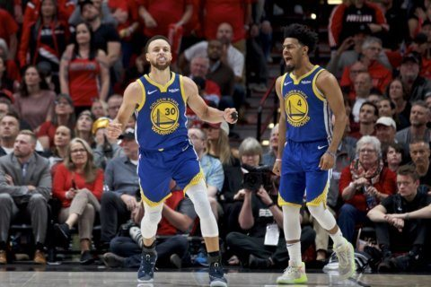 Warriors embrace a new NBA Finals challenge with Raptors