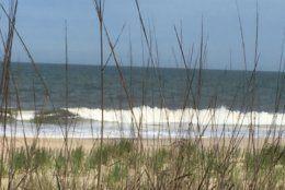 The beach at Rehoboth. (WTOP/John Domen)