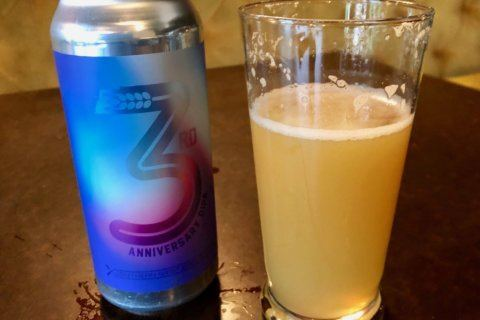 Beer of the Week: Southern Grist TDH 3rd Anniversary DIPA