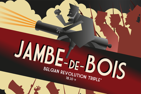 Beer of the Week: Brasserie de la Senne Jambe-de-Bois