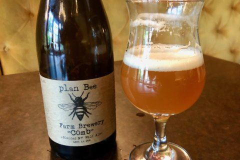 Beer of the Week: Plan Bee Comb Barrel-aged Wild Ale