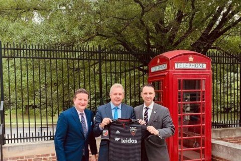 Fish 'n' kicks: British Ambassador to the US to host embassy open house, kick off DC United game