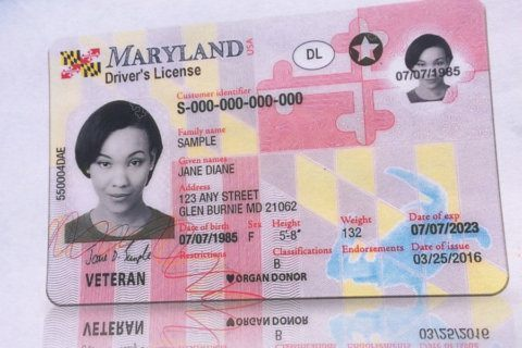 43K Maryland drivers could have licenses recalled soon