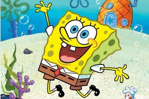Absorbent and yellow and porous as ever, 'SpongeBob SquarePants' turns 20