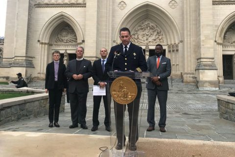 Faith leaders who lived through mass shootings meet with DC safety officials