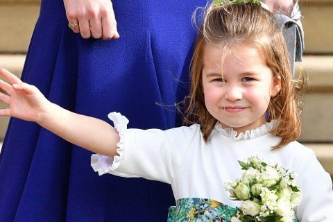 New photos of Princess Charlotte released ahead of her 4th birthday