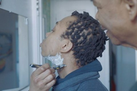 Viral new Gillette ad shows dad teaching transgender son to shave