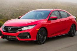3. 2019 Honda Civic. MSRP Range: $20,345 - $28,195. (Courtesy Kelley Blue Book)