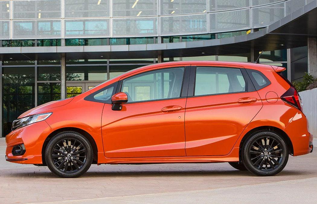 9. 2019 Honda Fit. MSRP Range: $17,085 - $22,415. (Courtesy Kelley Blue Book)