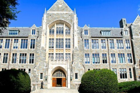 Georgetown University student facing possible expulsion over father's bribes files lawsuit