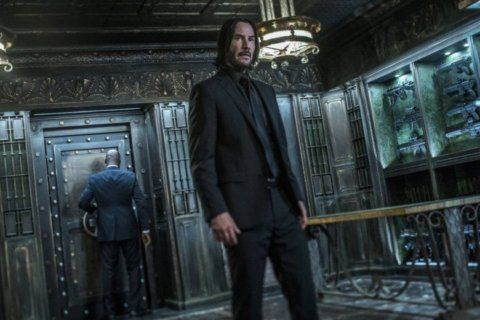 Movie Review: 'John Wick 3' boasts some of the craziest action ever seen