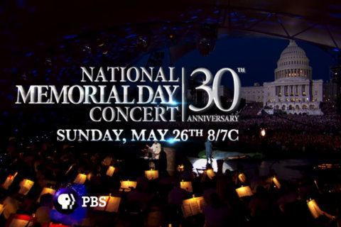 Patti LaBelle, Alison Krauss, Gavin DeGraw headline Memorial Day Concert