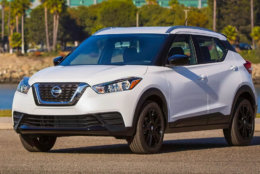 7. 2019 Nissan Kicks. MSRP Range: $19,635 - $21,965. (Courtesy Kelley Blue Book)