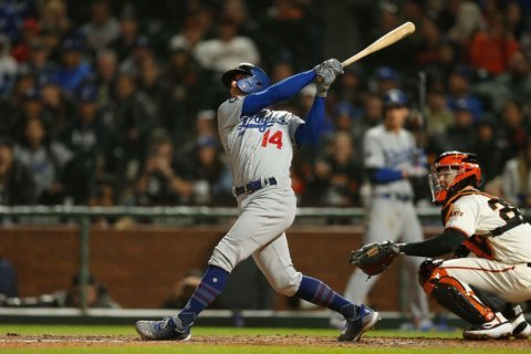 Home run happy? MLB's record-breaking April sign of times