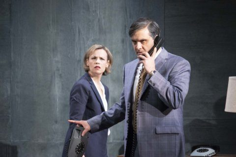 Q&A: Round House's 'Oslo' shows Tony-winning roadmap to Middle East peace