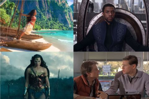 Outdoor movie guide 2019