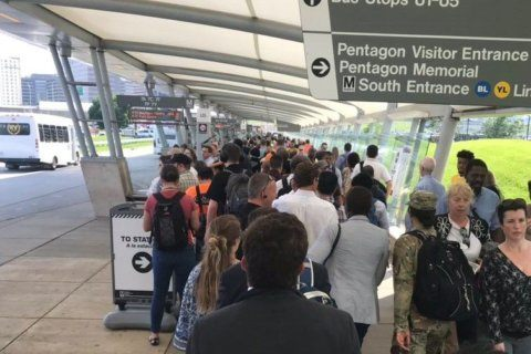 'Absolute zoo': More Metro complaints as evening commute gets underway