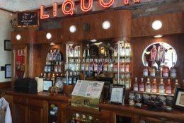 Seacrets Distilling boasts modern facilities in a speakeasy setting. (WTOP/John Domen)