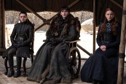 Review: 'Game of Thrones' wraps with bittersweet finale