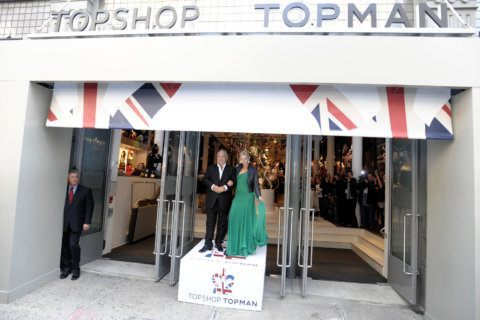 Topshop is closing all US stores
