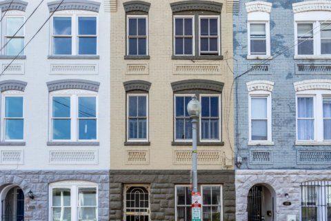 PHOTOS: Duke Ellington's LeDroit Park house hits market for $1.2M
