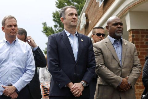 'Time is now' for action on gun control, Va. Gov. Northam tells WTOP