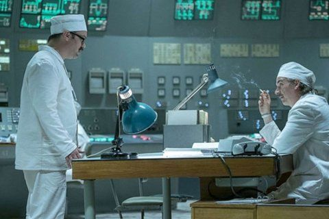 Russian TV to air its own version of Chernobyl, which implies CIA may be to blame