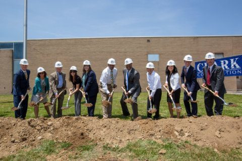Howard Co. breaks ground on new courthouse