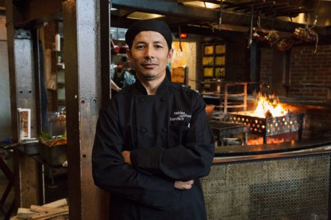Popular DC restaurants host refugee chefs for Tables Without Borders