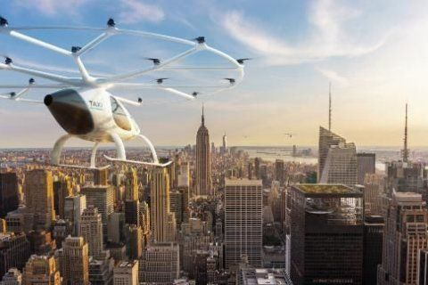 Volocopter: The world's first flying taxi, coming to the sky near you soon